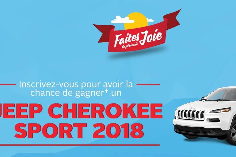 CONCOURS! Jeep Cherokee 2018 Sport