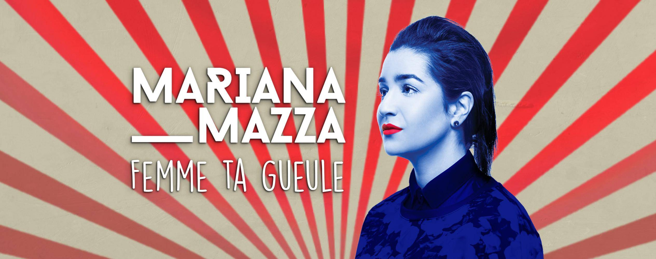 Mariana Mazza au Centre des arts Juliette-Lassonde !