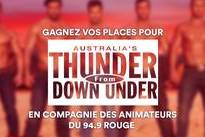 Billet pour voir THUNDER FROM DOWN UNDER